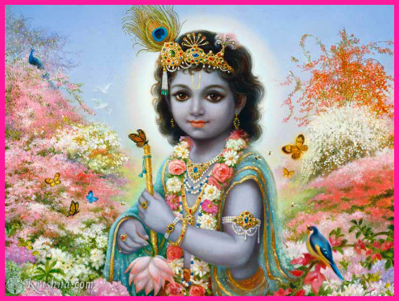 shri krishna Janmashtami is